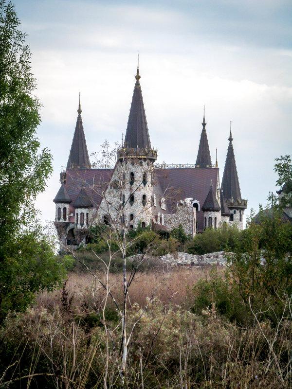 Сказочный замок РАВАДИНОВО - Елена Митряйкина