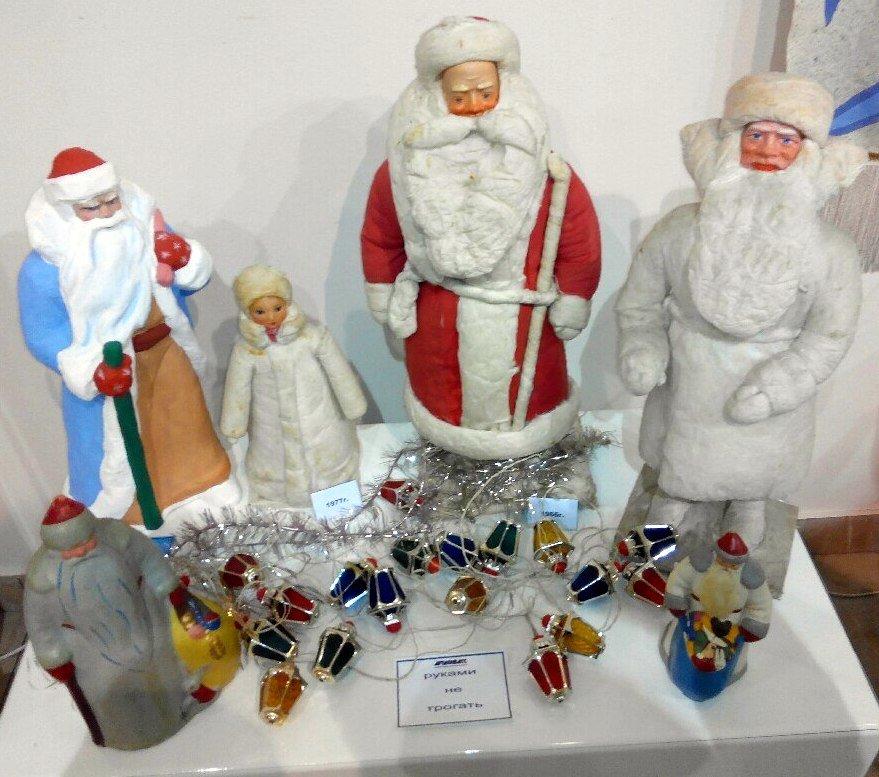 """На выставке """"Улыбка Новогоднего чуда"""" - Мария Коледа"""
