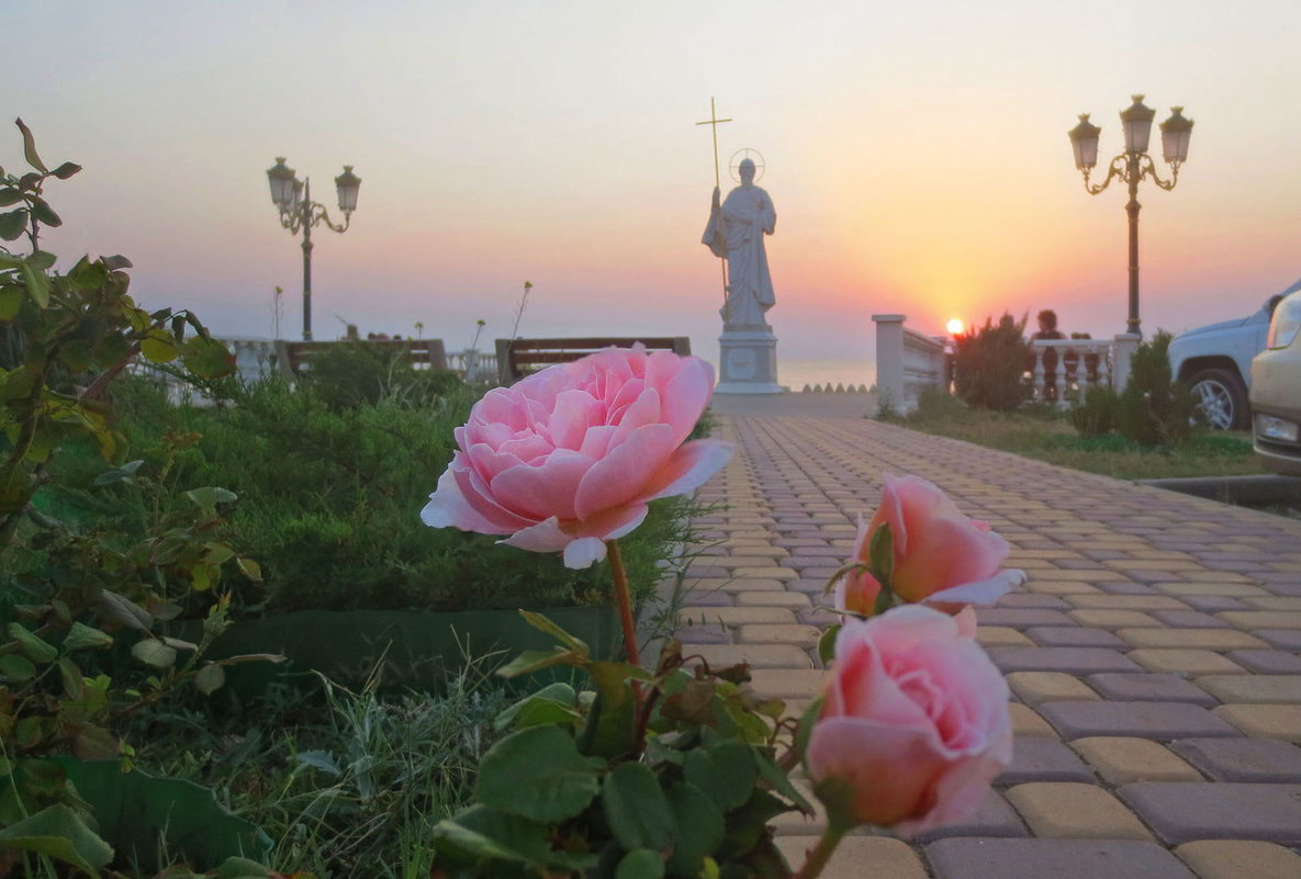Розовый закат - Эля Юрасова