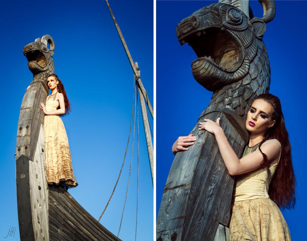 викинги - Александра Реброва