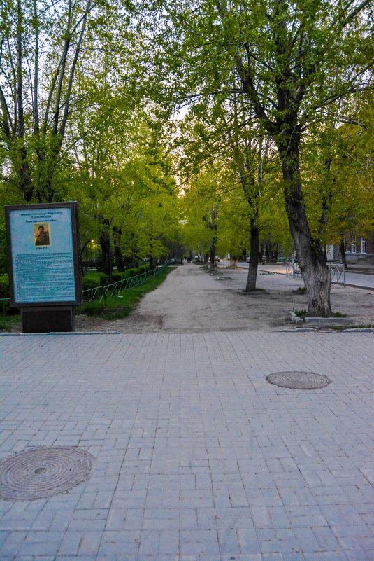 по аллеи весной мы ходили - Света Кондрашова