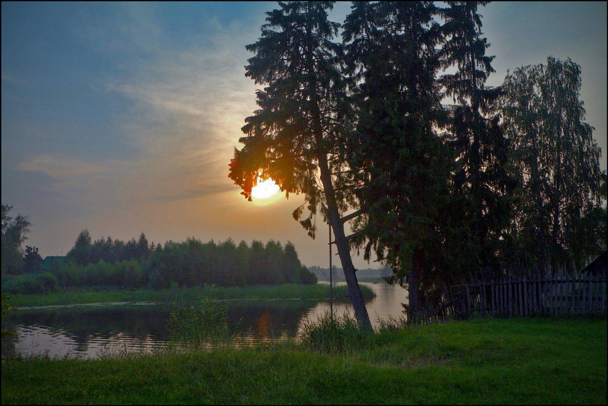вечер в Капшино - Дмитрий Анцыферов
