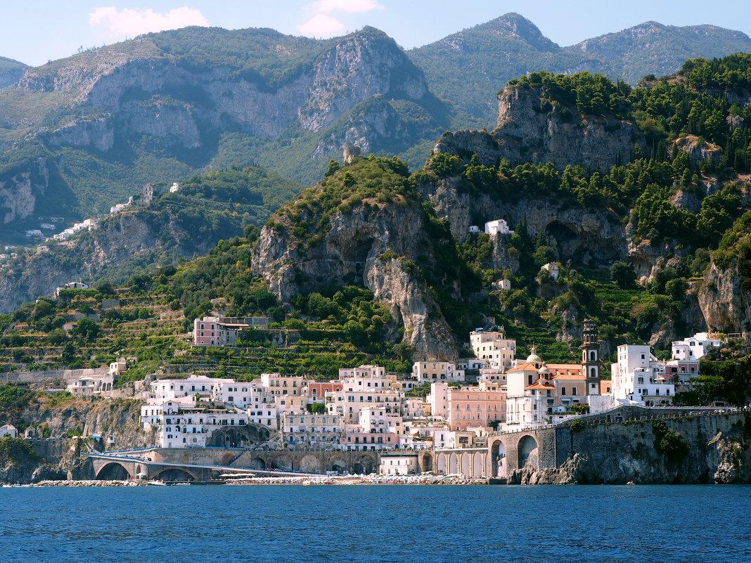 Amalfi coast - Lena Li