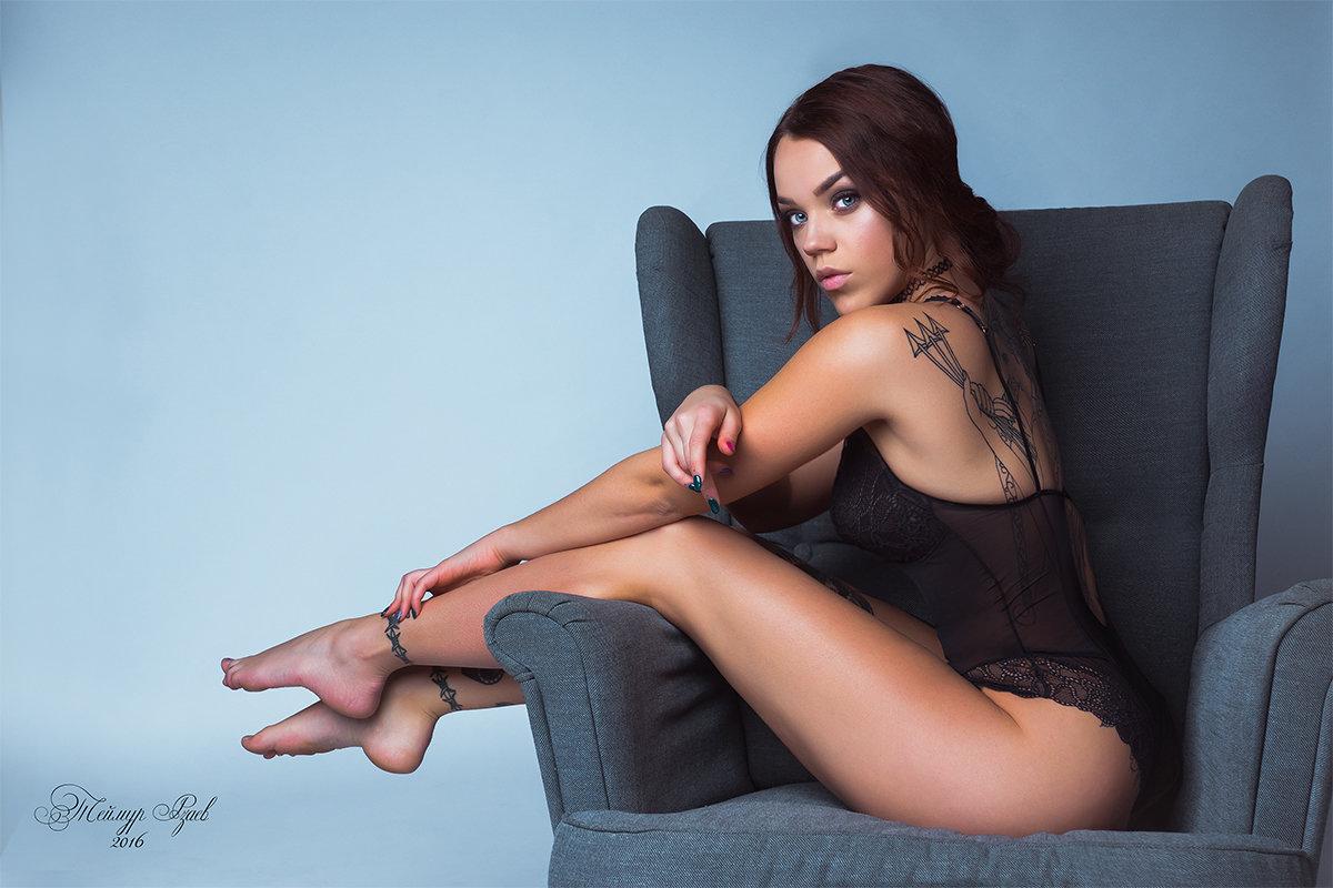 Екатерина - Теймур Рзаев