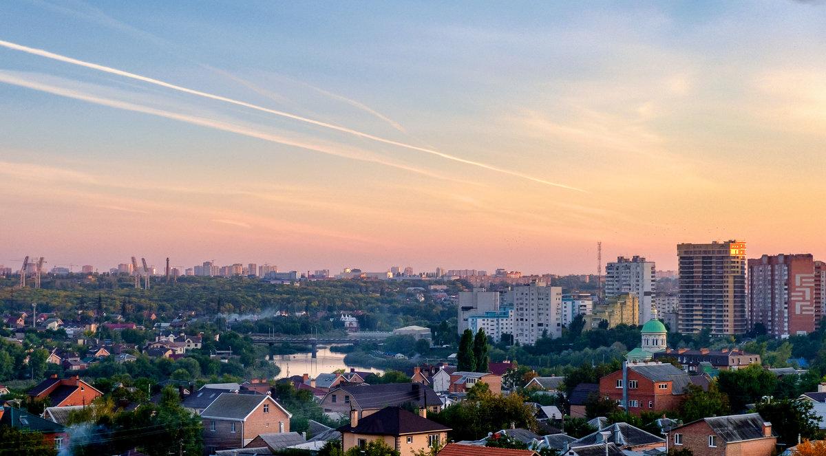 Вечерний свет - Александр Гапоненко