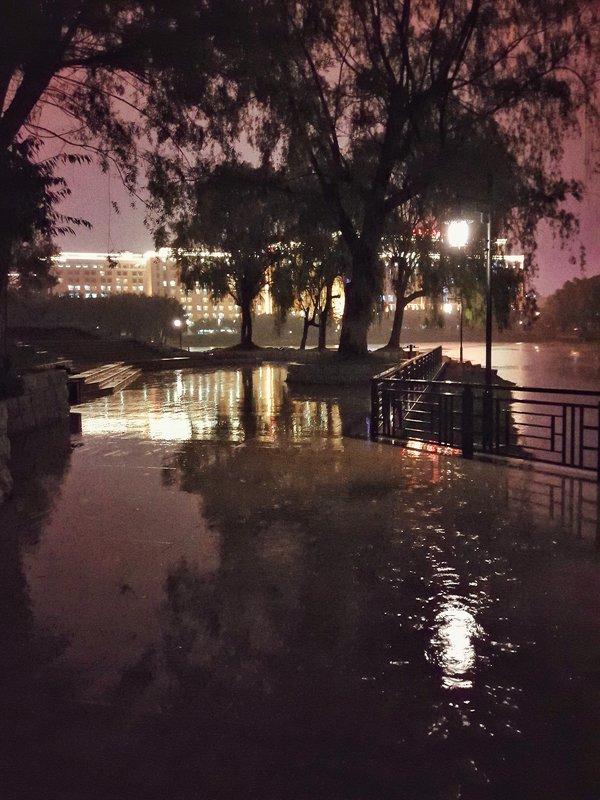 Дождливый вечер - Дмитрий