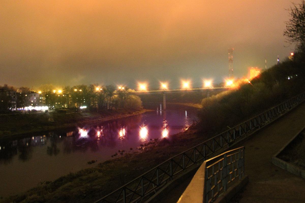 Ночной мост - Ольга Вишневская