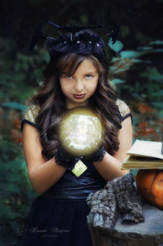 Ведьма - Ксения