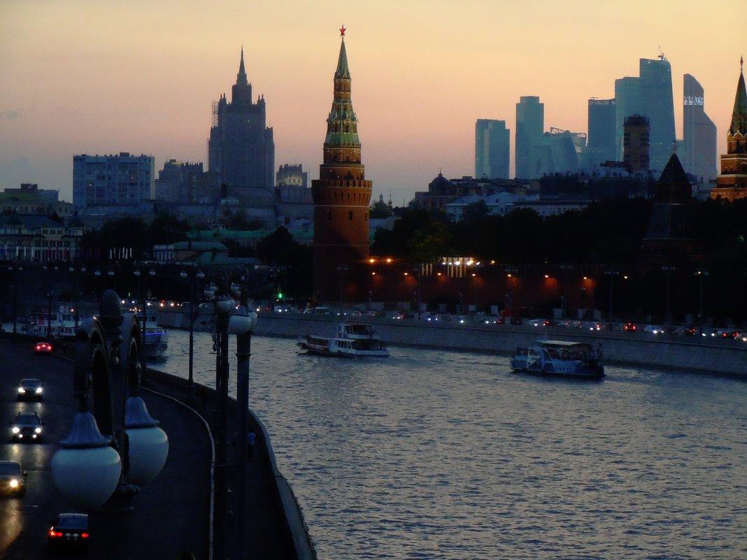 вечерняя - Ольга Заметалова