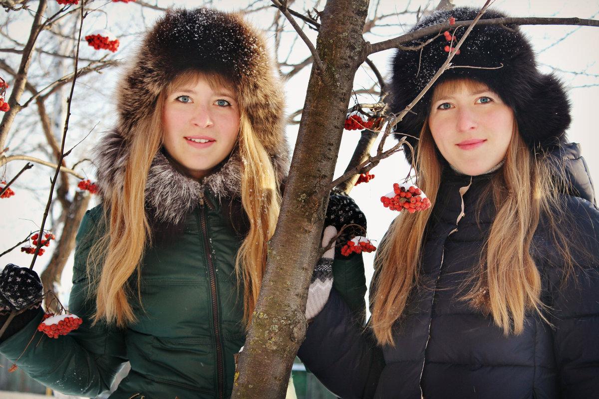 Надя и Вера - Виктория Князева