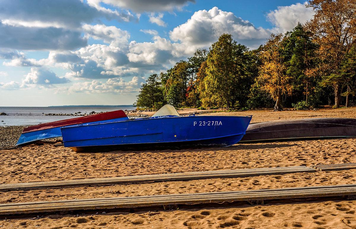 Старые лодки - Valerii Ivanov