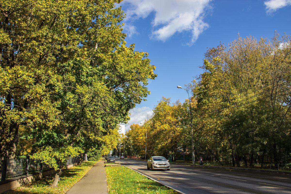 Ивановская улица - Elena Ignatova