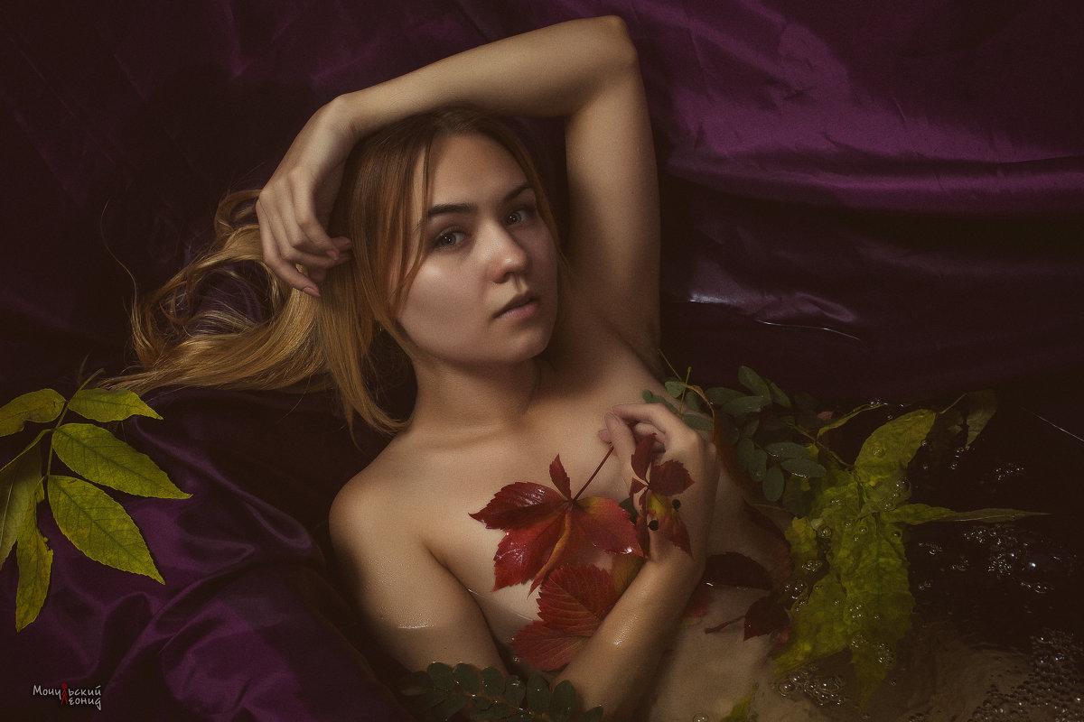 Настроение Осень - Леонид Мочульский