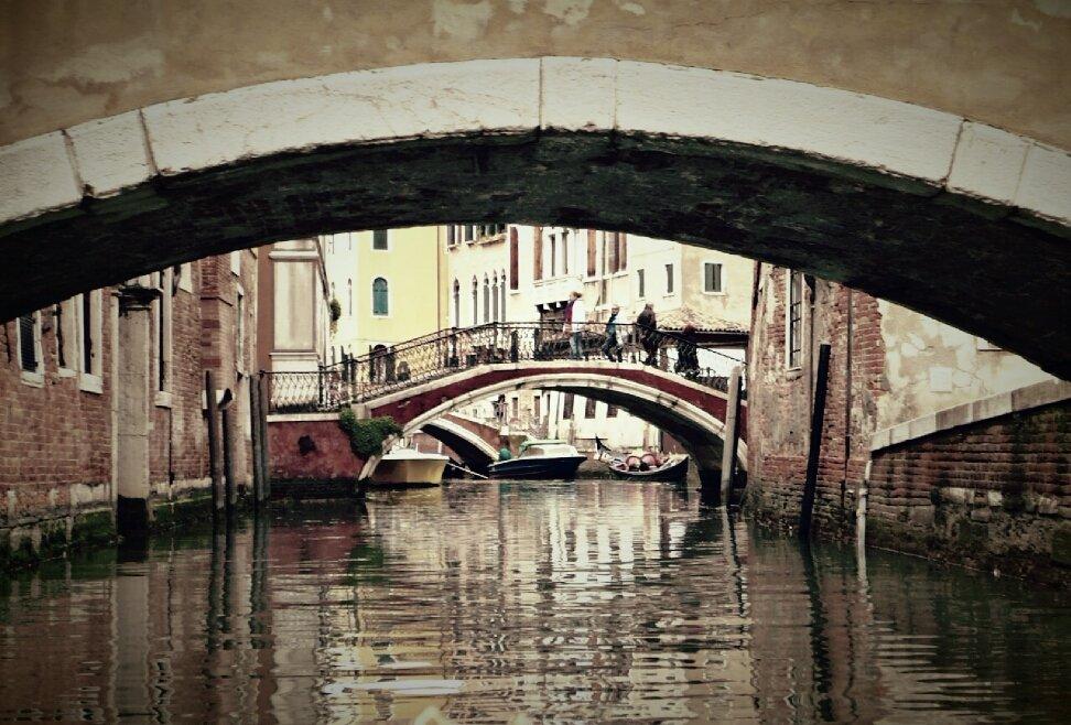 Старая ,,добрая Венеция. ... - Galina Belugina