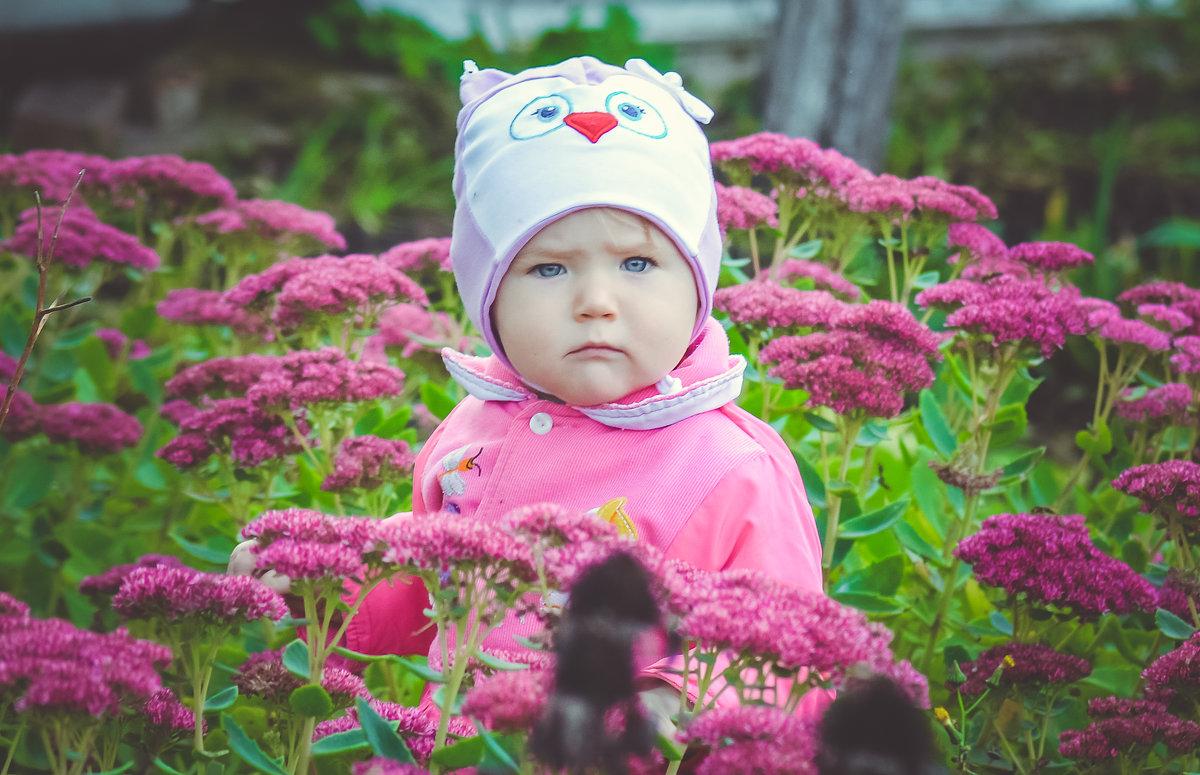 Девочка в розовом - Инна Вольных