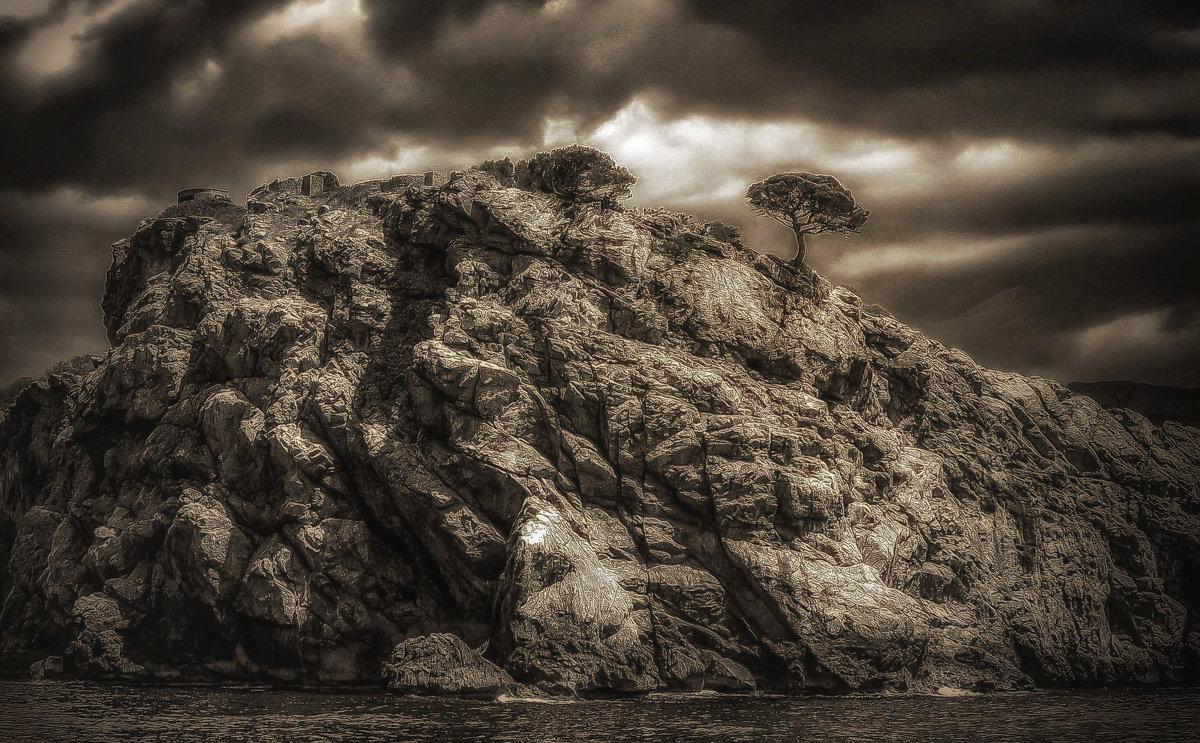 Жизнь на скалах - Ирина Falcone