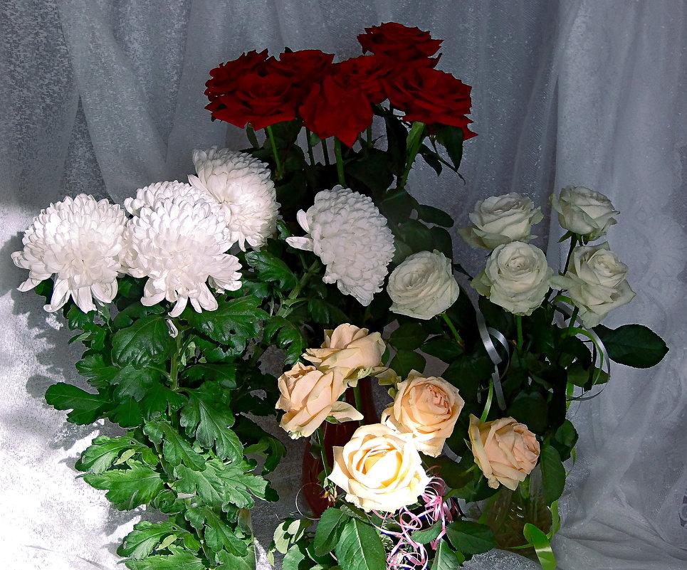 Свадебные цветы! - Наталья