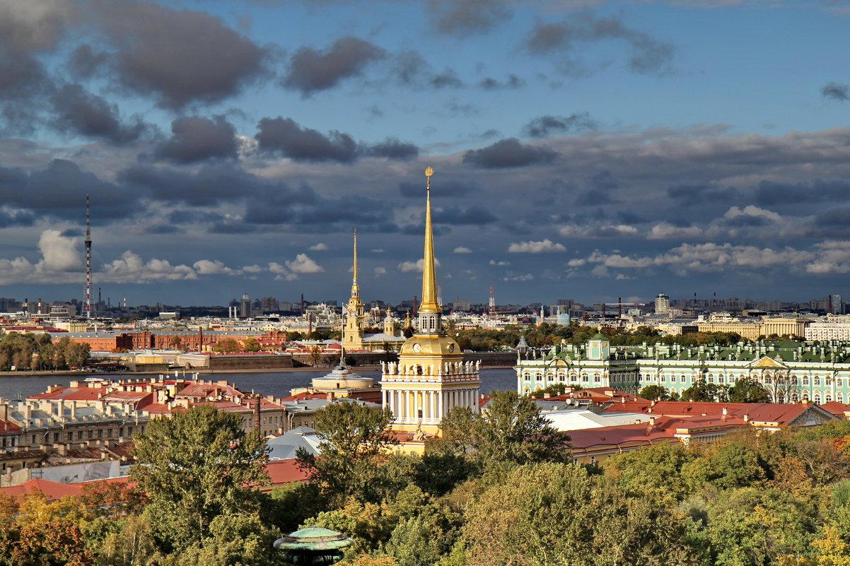 Адмиралтейство - Сергей