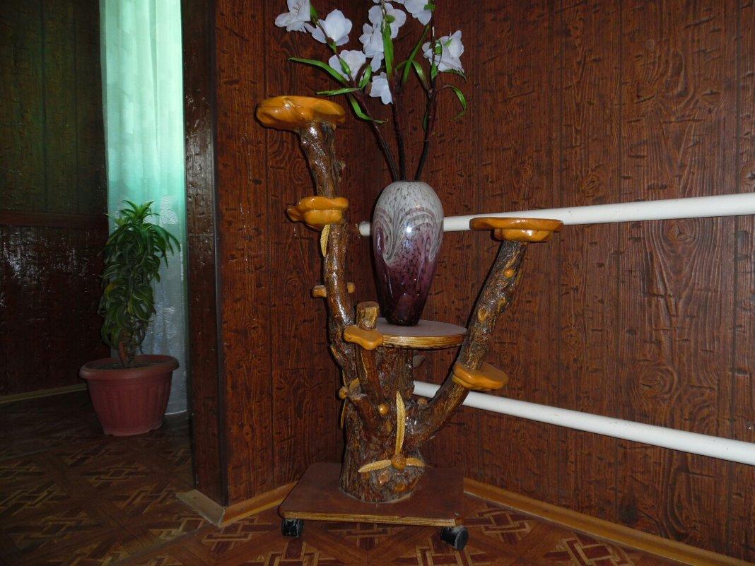 Подставка для цветов - Андрей Солан
