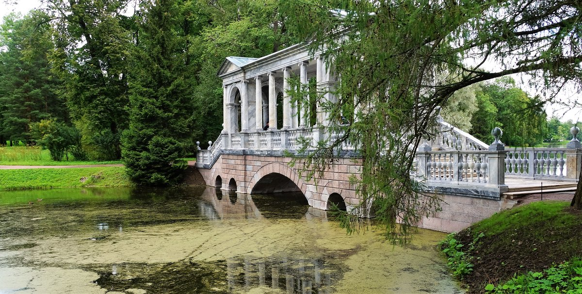 Каменный мостик - Ирина Шурлапова