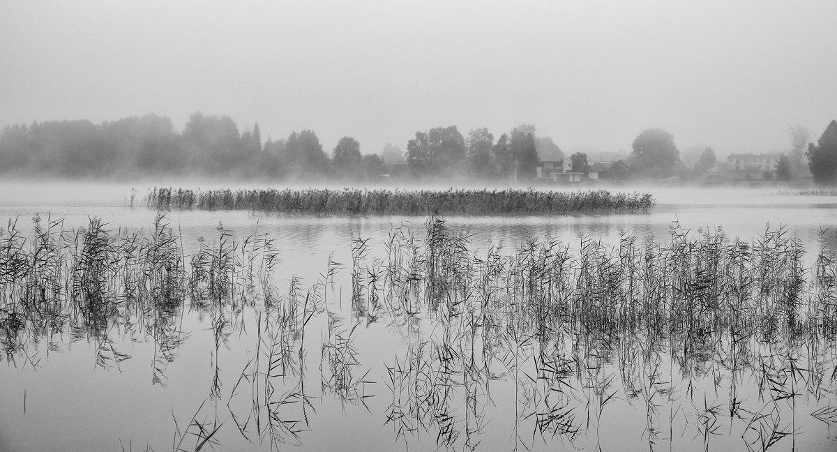 Озеро Пулиярве, Эстония - Priv Arter