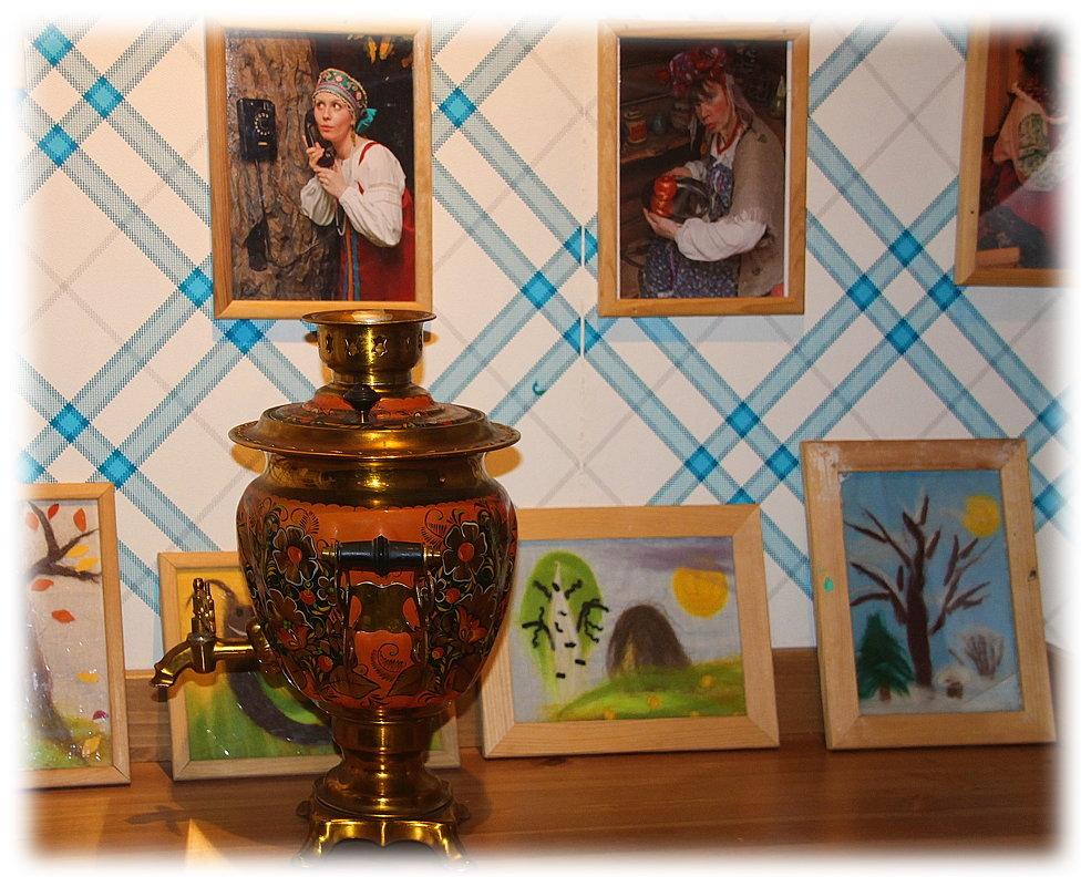 Чаепитие в сказке.... - Tatiana Markova