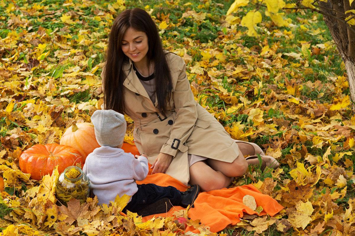 наша осень - Светлана