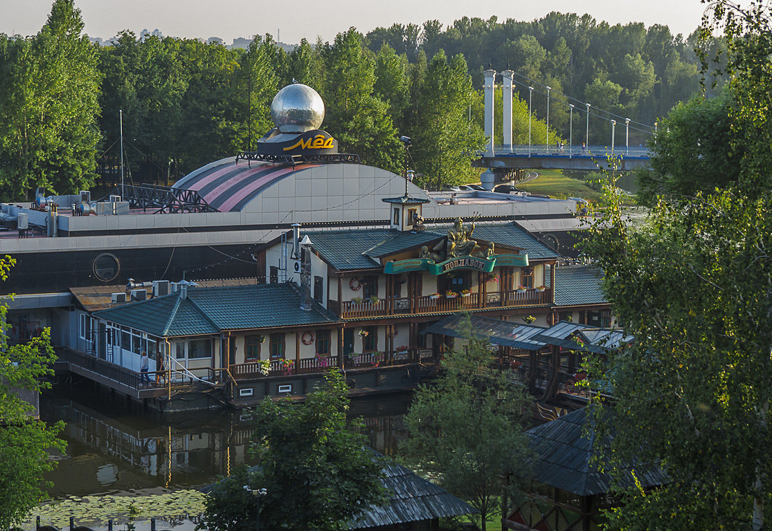 Развлекательный центр в Ярославле - Сергей Цветков