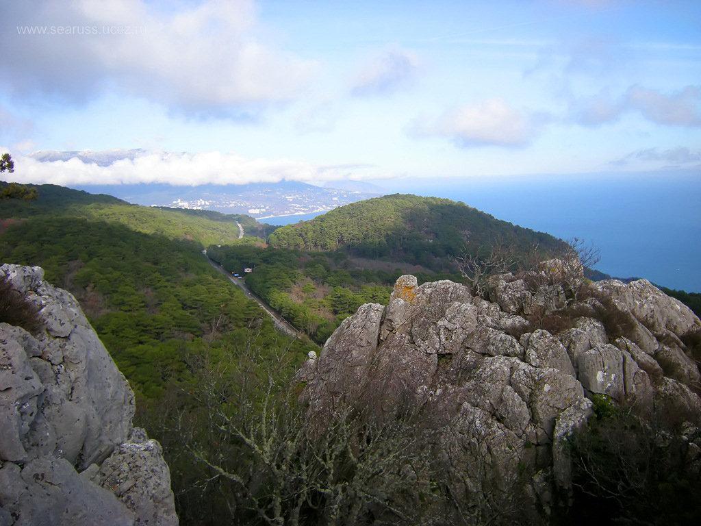 Вид с горы Каракули-Кая - Руслан Newman