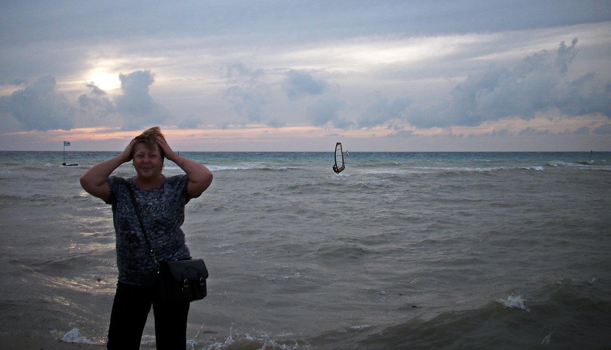 Море волнуется. - Ирина Прохорченко