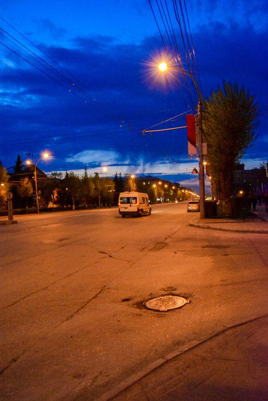 Ночь - Света Кондрашова