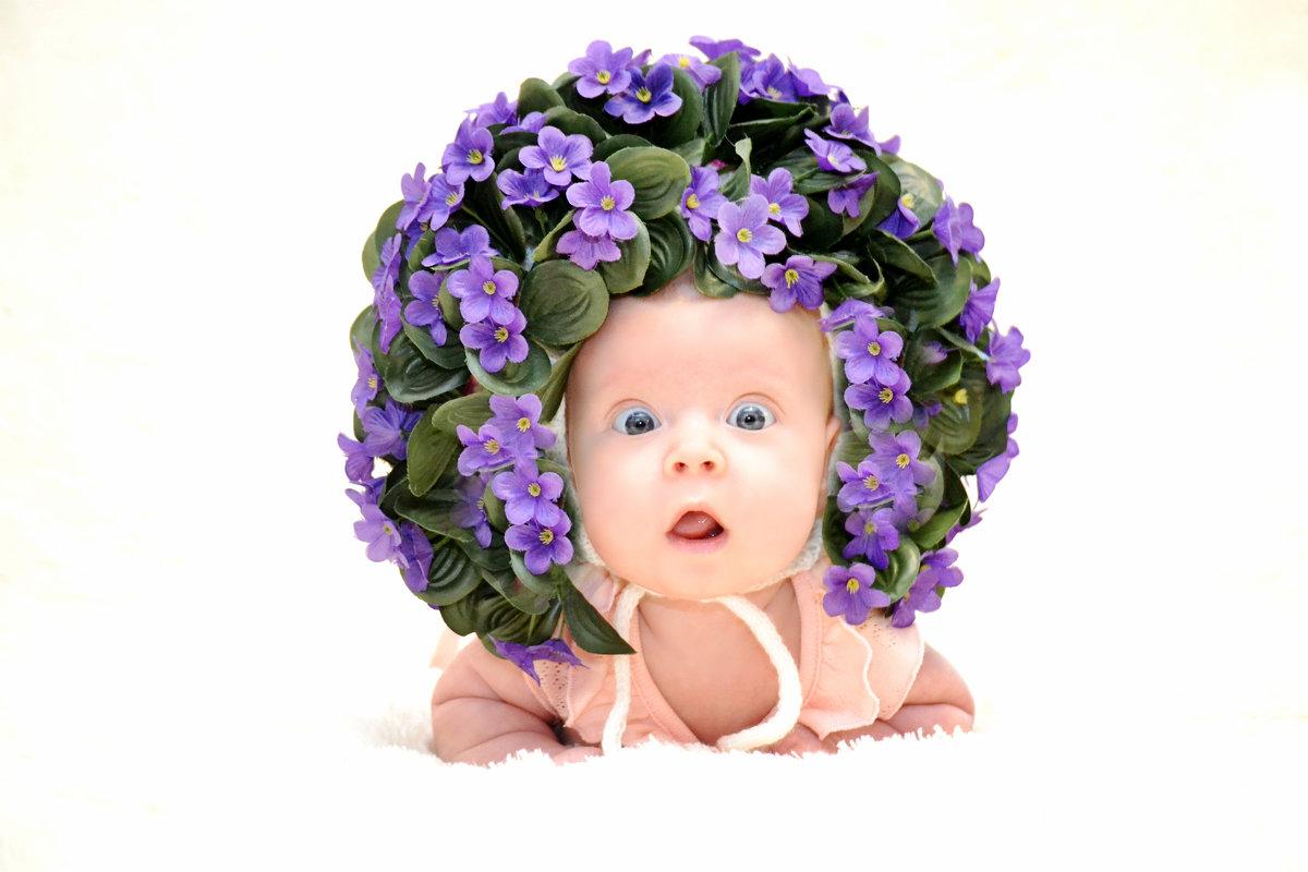 дети - цветы жизни - Кристина Громова
