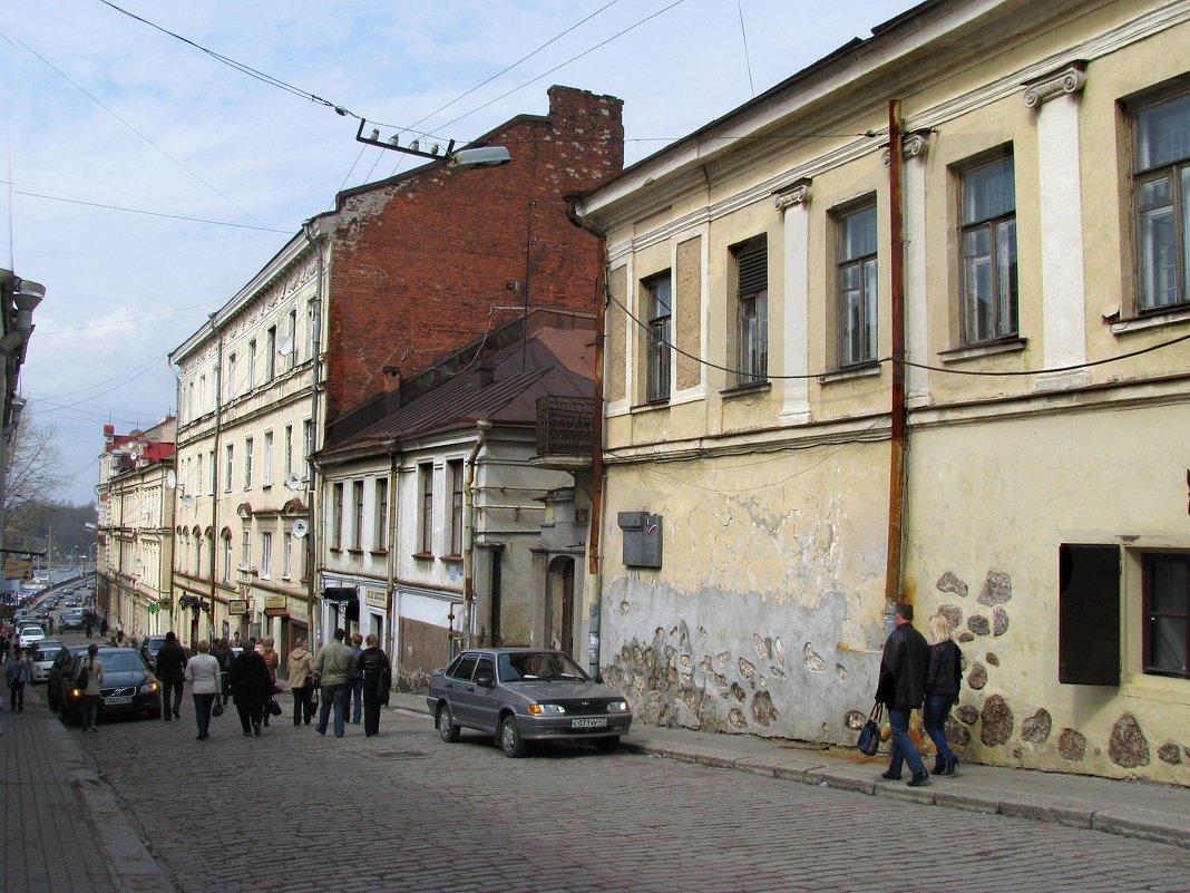 Улицы Выборга - Наталья