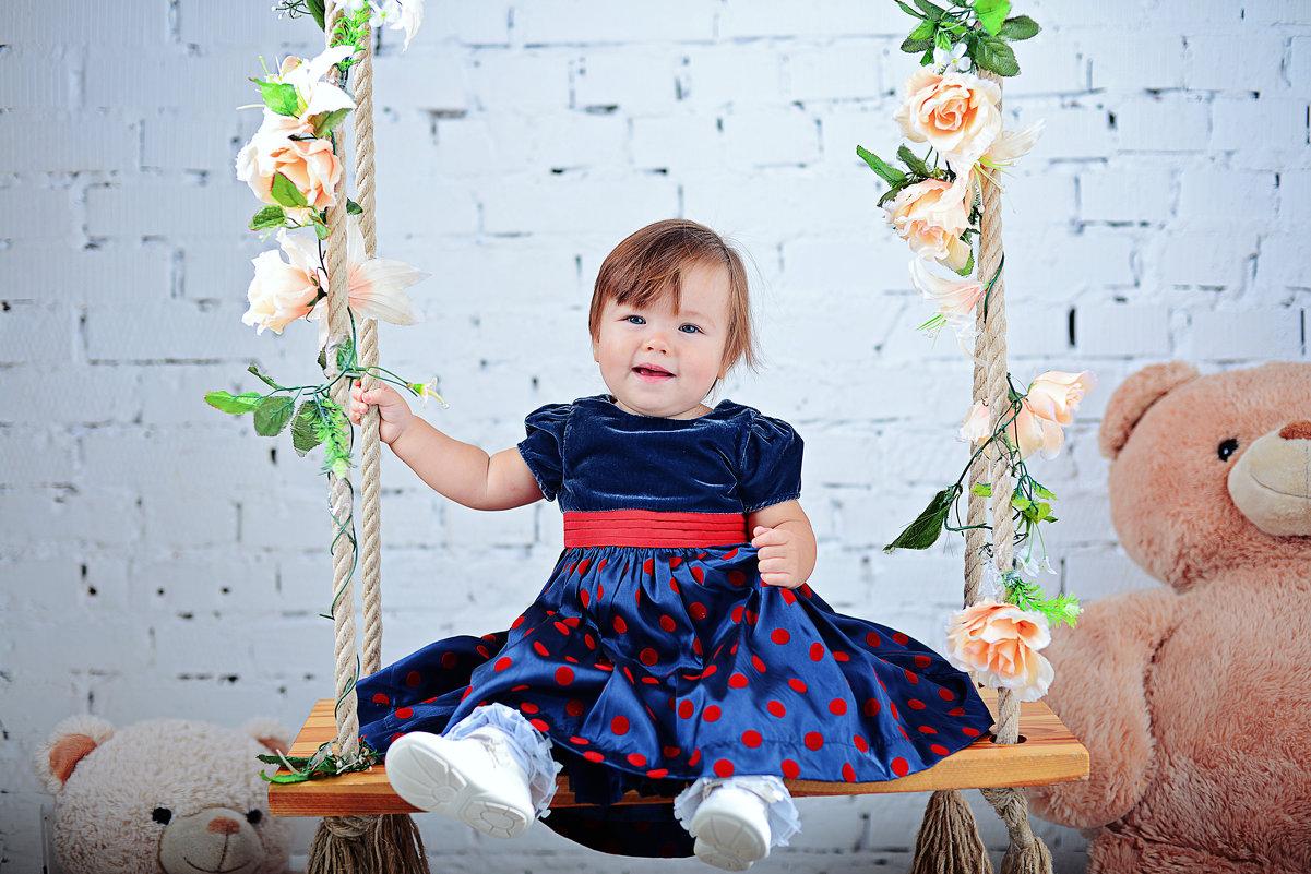 Детская фотосессия в студии Самары - марина алексеева