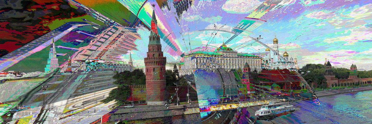 Фантазия на тему кремля - Тимофей Черепанов