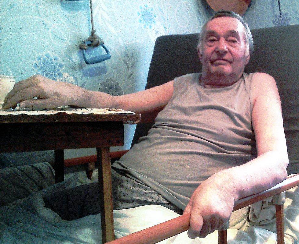 Инвалидность - Владимир Ростовский