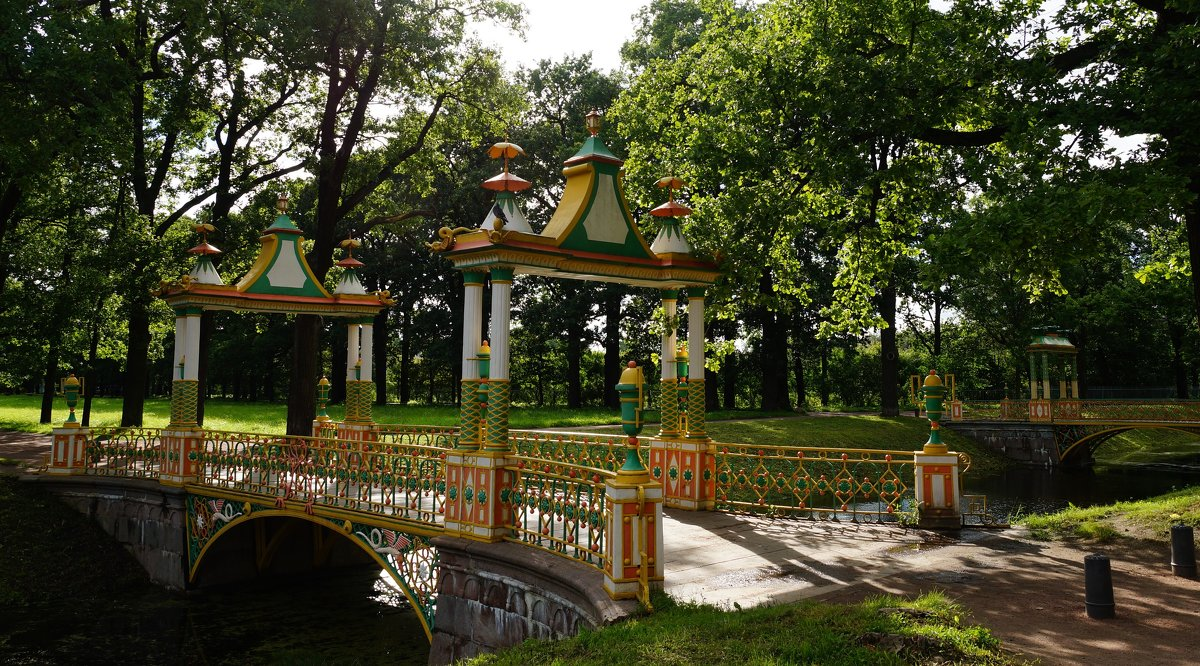 Китайские мотивы - Ирина Шурлапова