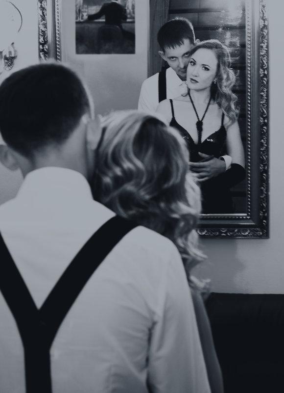 Там, в зеркале... - Inessa Shabalina