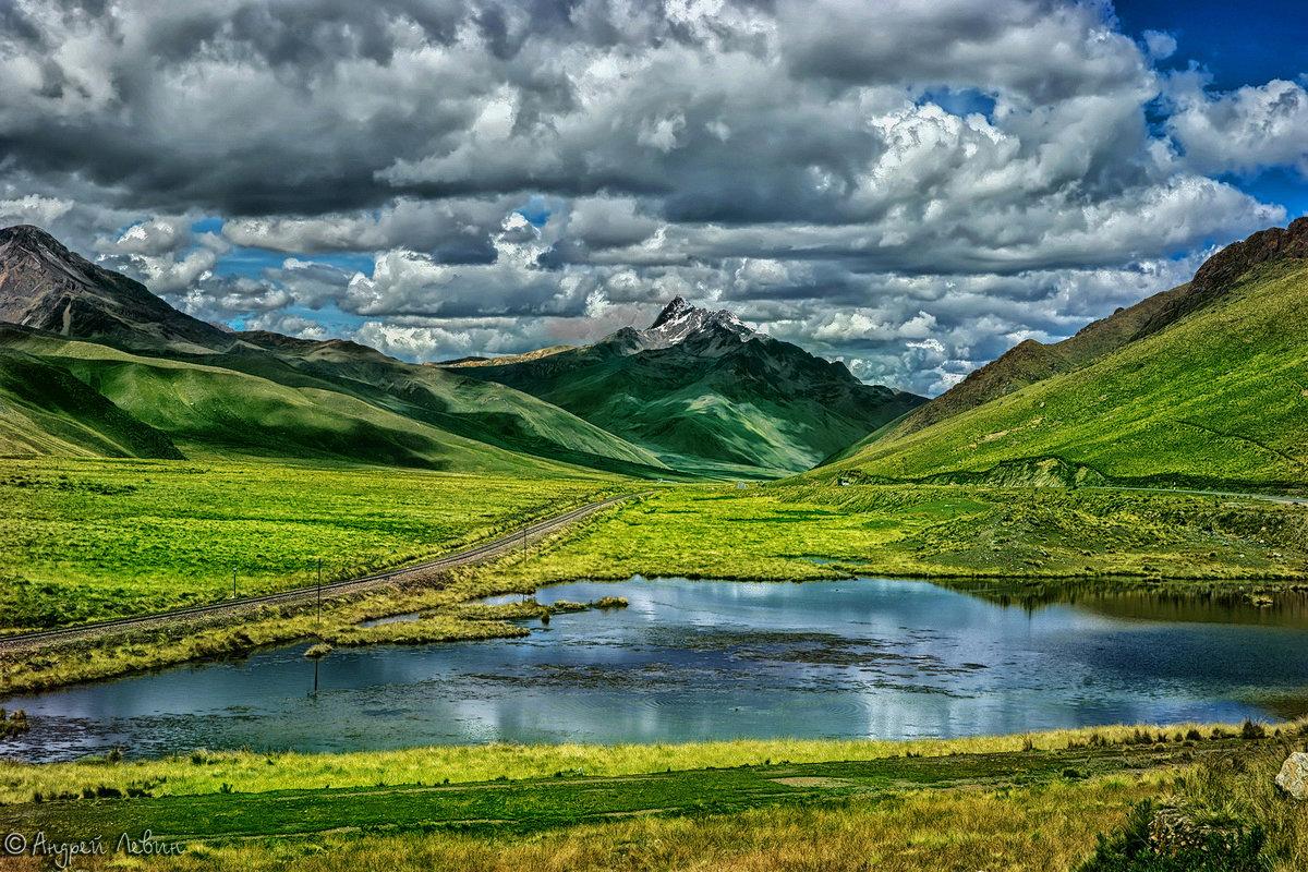 Перу. И в Андийских Кордильерах есть свои дороги в Шамбалу... - Андрей Левин