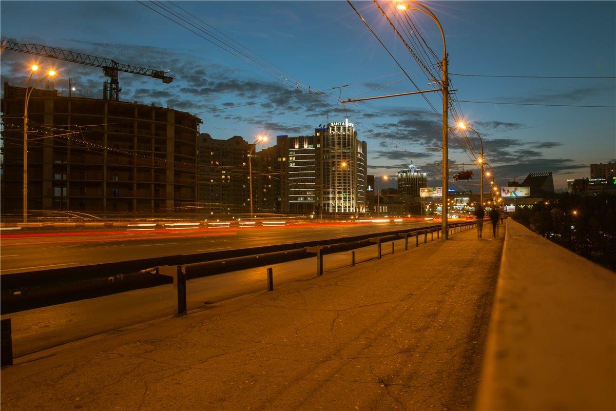 Вечерний Новосибирск - cfysx