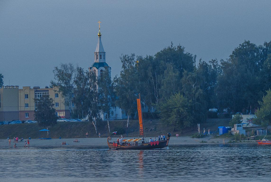 Вечером по Волге - Сергей Цветков