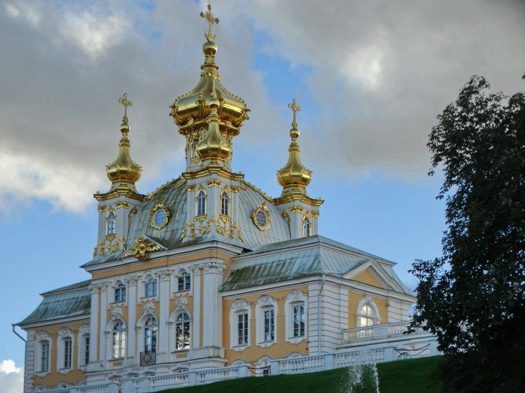 Церковь св.апостолов Петра и Павла. - Владимир Гилясев