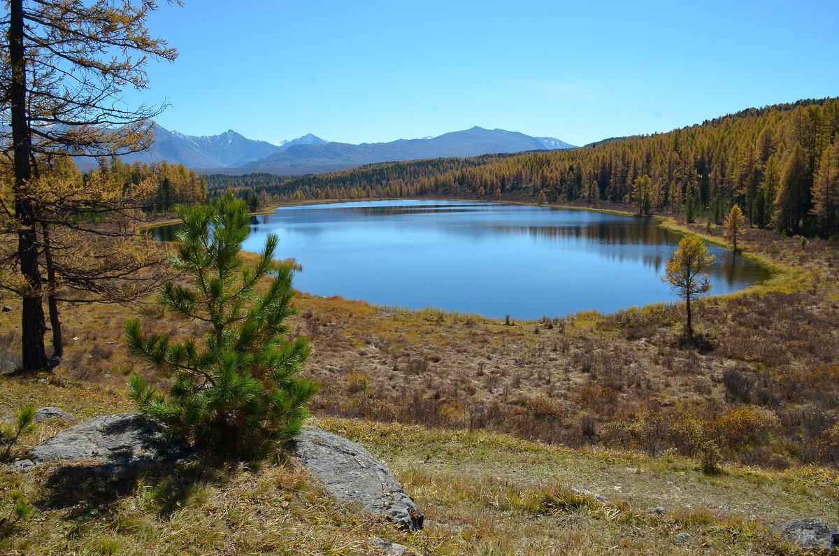 Озеро Киделю - Алексей Тырышкин