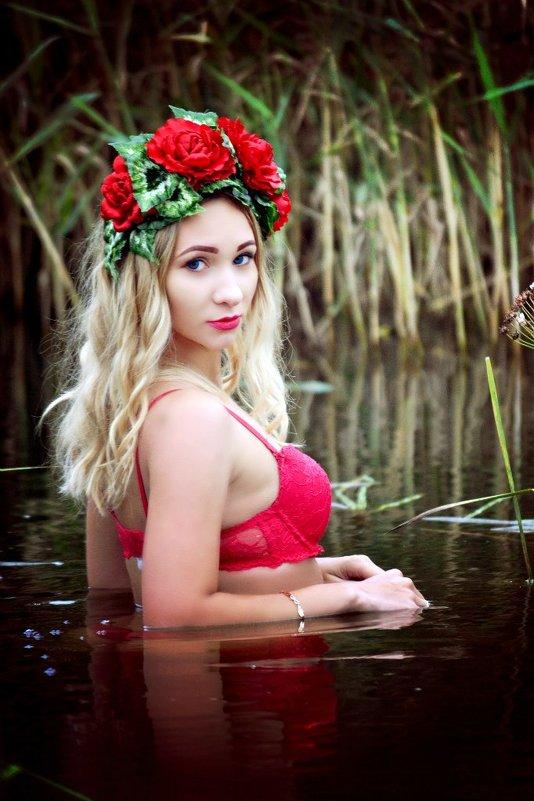 Карина в красном - Кристина Громова