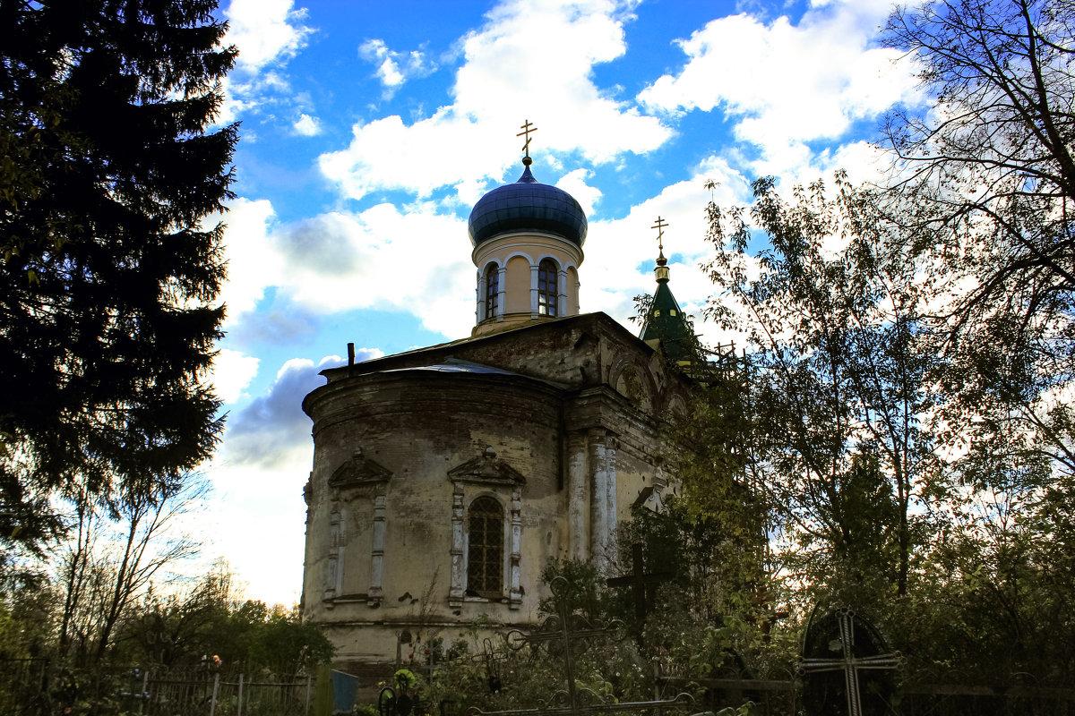 Церковь св. Иова Многострадального в г. Тихвине - Сергей Кочнев