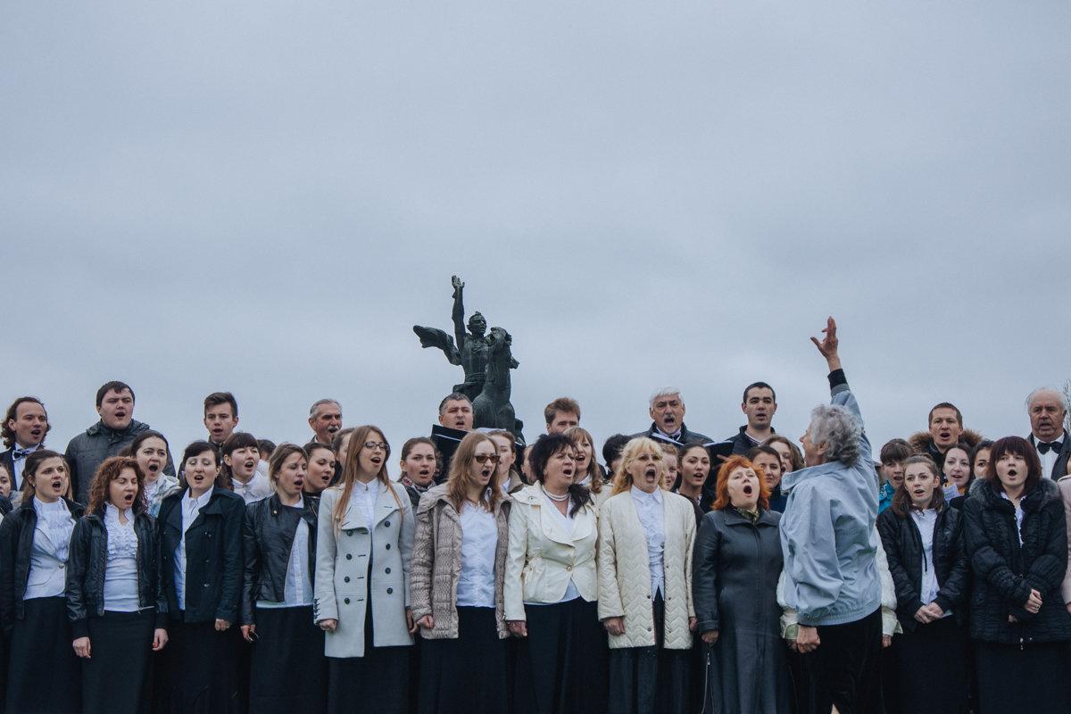 Антон Поляков - Хористы - Фотоконкурс Epson
