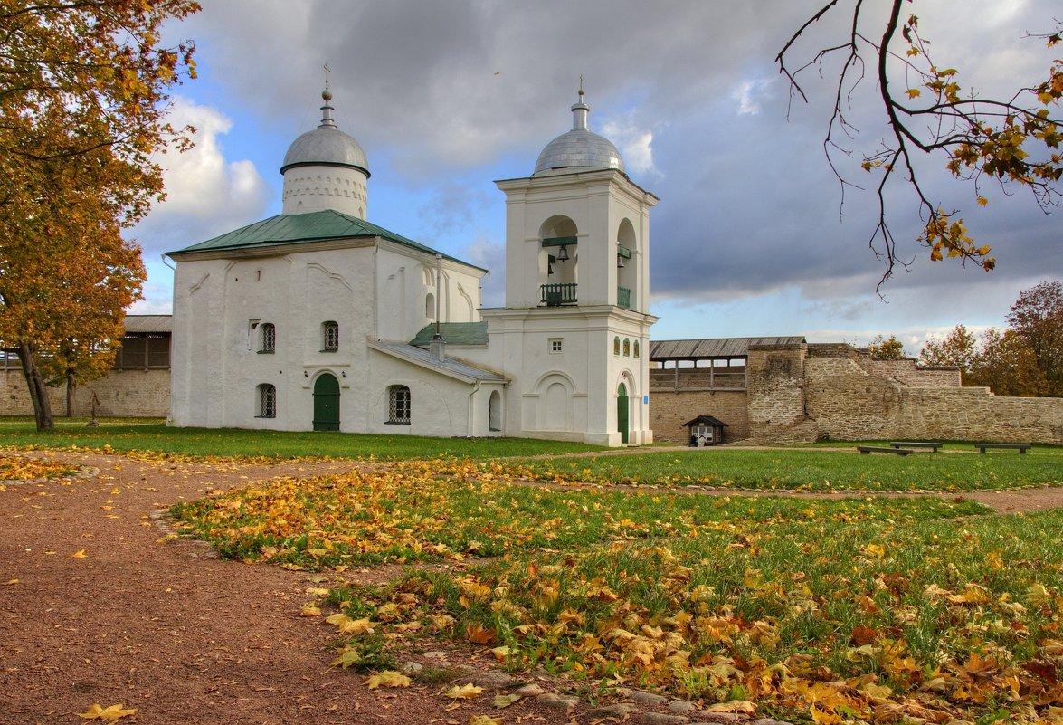 Собор св. Николая - Константин