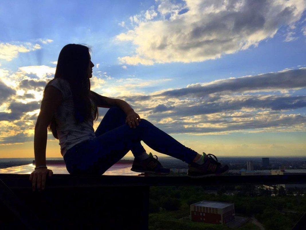 Поднимись над суетой... - Anna Gornostayeva