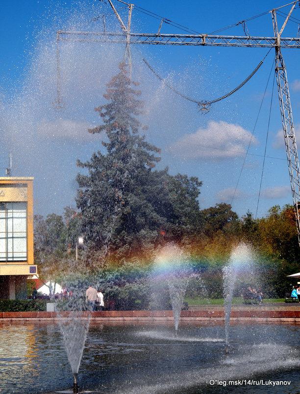 ритмы города-игра воды - Олег Лукьянов