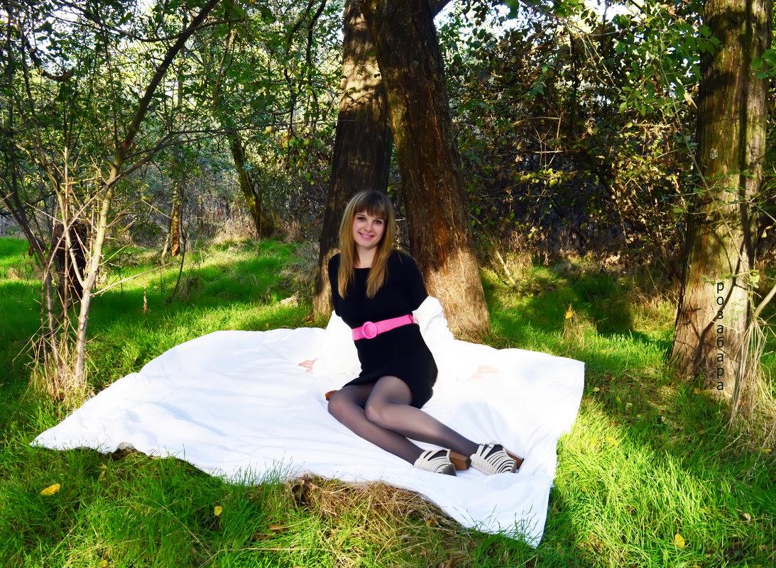 Мари и лес - Роза Бара